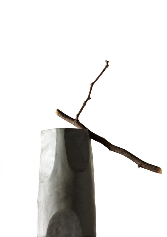 9-8492-15_IDA_12_Mario_Trimarchi_Ossidiana_The_first_espresso_coffee_maker_clay_model_2012
